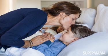 كيف تجعلين طفلكِ الصغير ينام بسرعة؟