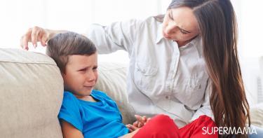 كيفية التعامل مع بكاء الأطفال