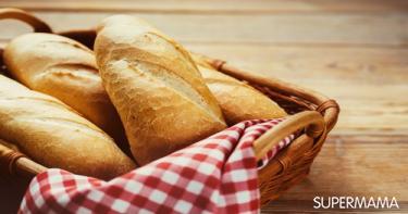 طريقة حفظ الخبز