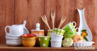 أدوات مطبخ غير مهمة