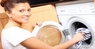 خطوات أساسية قبل غسل ملابس طفلكِ