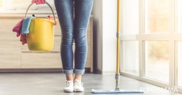 تقليل الغبار في المنزل
