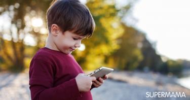 أضرار شاشات الموبايل والتابلت