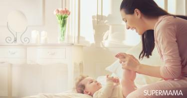 للأم الجديدة: كيف تنظمين يوم طفلك في أول 6 أشهر؟