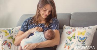 زيادة دسم حليب الأم