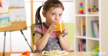 أطعمة صحية للأطفال