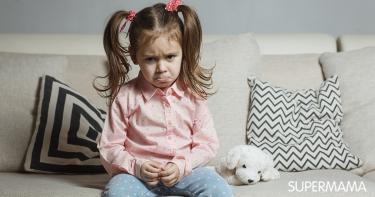 الغضب عند الأطفال