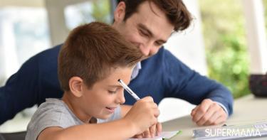 مذاكرة الرياضيات للطفل