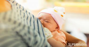 أسباب عدم شبع الرضيع من حليب الأم