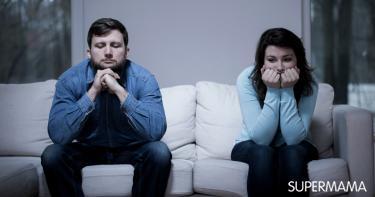 لن تتوقعي: اكتئاب ما بعد الولادة قد يصيب زوجك أيضًا