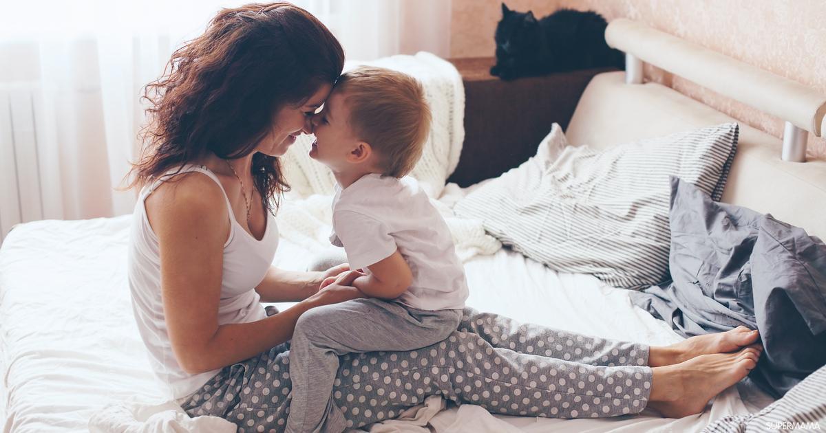 طفلي في عمر الثانية وما زال يريد الرضاعة سوبر ماما