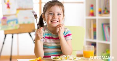 أكلات يحبها الأطفال بعمر سنتين
