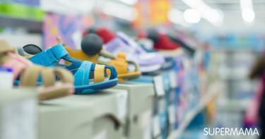 محلات أحذية في الرياض