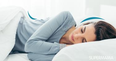 4 طرق تخلصك من دهون البطن خلال نومك