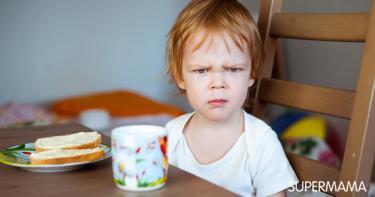طفلي لا يأكل الجبن: ماذا أفعل؟