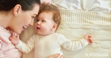 التعامل مع الرضيع