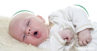 أنواع كحة الرضع