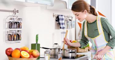 نصائح لطبخ سريع في الشهور الأولى من الحمل