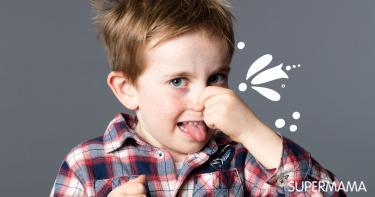 رائحة عرق طفلي سيئة جدًا: ما الحل؟