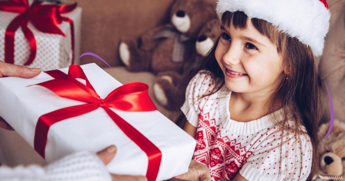 أفكار هدايا عيد ميلاد للأطفال في سن الثانية والثالثة سوبر ماما