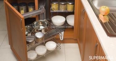 الدود الأبيض في المطبخ - الدود الأبيض في المنزل