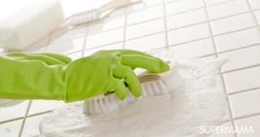 6 خطوات لحمام نظيف كالفنادق