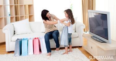 ميزانية ملابس الأطفال