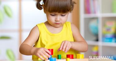 أنشطة لتنمية مهارات طفل 3 سنوات