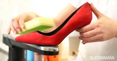 المحافظة على الأحذية