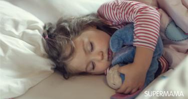 كيف تحمي صغيرك من السقوط خلال النوم؟