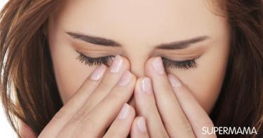 6 وصفات منزلية لعلاج حساسية العين في الربيع