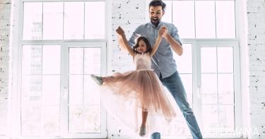 تقوية العلاقة بين الأب وابنته