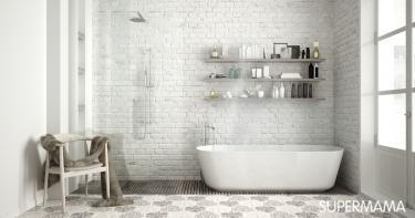 بالصور: 7 أفكار بسيطة لتنظيم الحمام