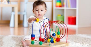 ألعاب أطفال عمر سنتين