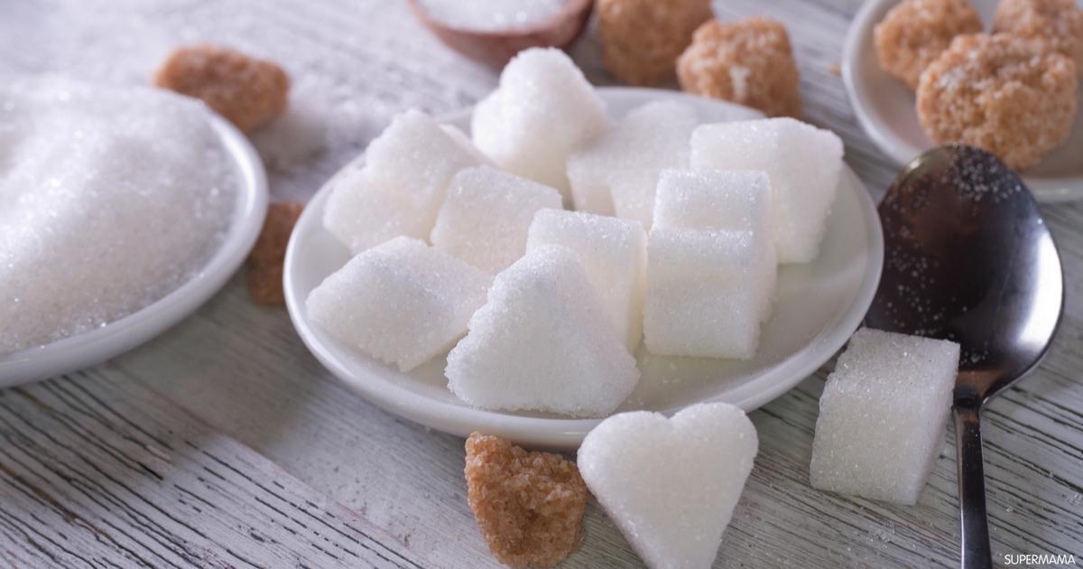 أنواع السكر وبدائله الصحية سوبر ماما