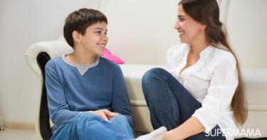 اتكلم مع ابني عن البلوغ