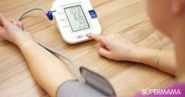ضغط الدم المنخفض - انخفاض ضغط الدم