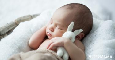 ما سبب قلة نوم الرضيع في الصيف
