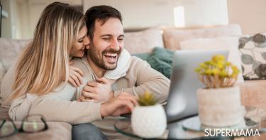 6 أوضاع حميمية تصلح للزوج ذي العضو الصغير