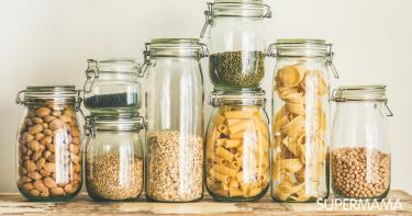 حساب كمية الطعام الكافية لبيتك