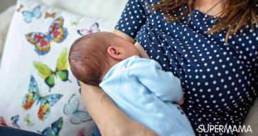 متى تقلقين من إفرازات الثدي خلال فترة الرضاعة؟