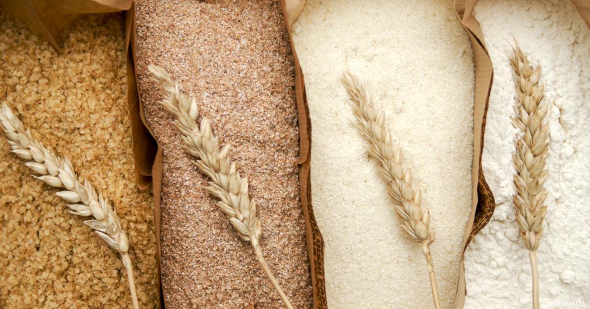 الفرق بين الشعير والقمح