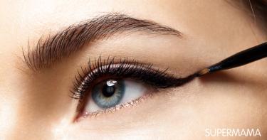 أدوات مكياج العيون