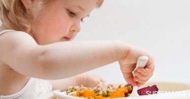 التعامل مع الطفل الانتقائي في الطعام