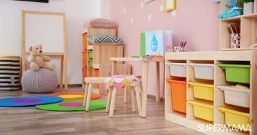 تأثير الألوان على الأطفال