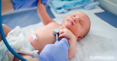 أضرار عدم اكتمال رئة الرضع