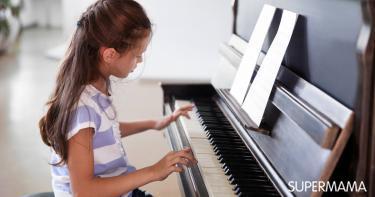 تعليم الموسيقى للأطفال
