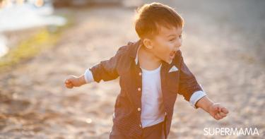تعليم الهدوء للطفل كثير الحركة