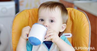 أطعمة للطفل في العام الأول