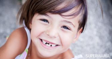 مشكلات أسنان الأطفال